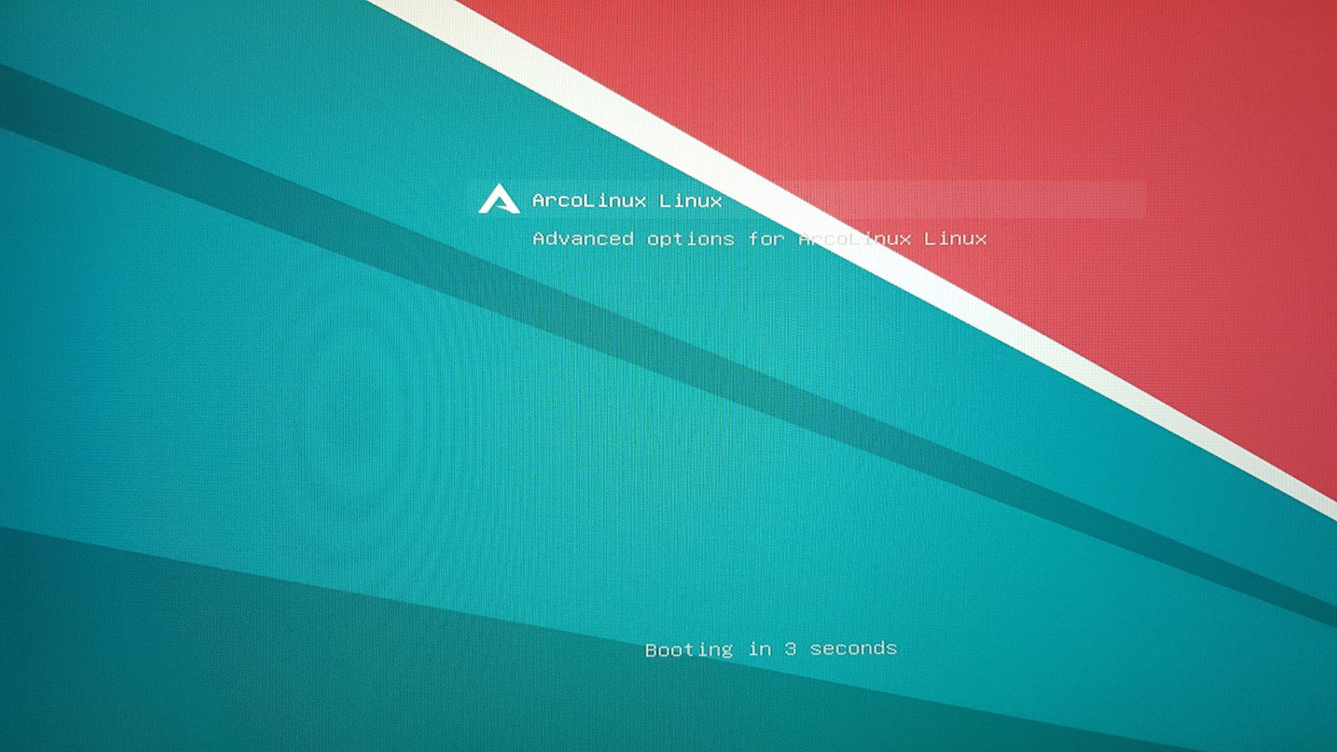 ArcoLinux -D -B 19.2